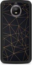 Moto G5S Hardcase Hoesje Luxury