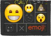 Emoji Faces - Portemonnee - 12.5 x 8.5 cm - Multi