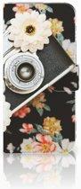 Telefoonhoesje met foto Samsung Galaxy A50 Vintage Camera