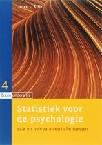 Statistiek voor de psychologie / 4