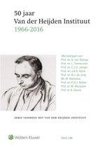 Serie vanwege het Van der Heijden Instituut te Nijmegen 148 - 50 jaar Van der Heijden Instituut ,1966 - 2016