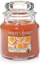 Yankee Candle Medium Jar Honey Clementine
