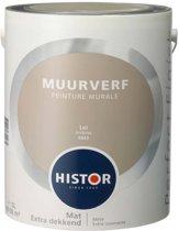 Histor Perfect Finish Muurverf Mat-2,5 Ltr - Ral 9010