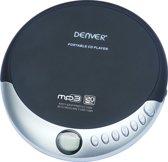 Denver DMP389 - Discman - Zwart/Zilver