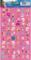 Disney stickervel Frozen mini stickers