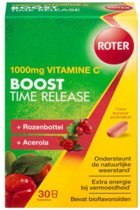 Roter Vitamine C Boost Time Release - 1000 mg - 30 stuks