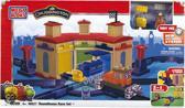 Mega Bloks Chuggington Remise - Constructiespeelgoed