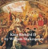 King Richard II, with line numbers