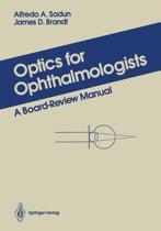 Optics for Ophthalmologists