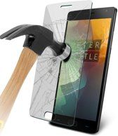 OnePlus Two / Oneplus 2 - glazen Screen protector Tempered Glass 2.5D 9H (0.3mm)