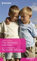 Une charmante baby-sitter - Un trouble délicieux
