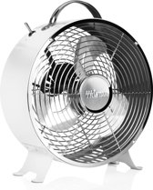 Tristar Retro VE 5967 - Tafelventilator - Wit