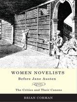 Women Novelists Before Jane Austen