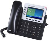 Grandstream GXP-2140 - Single - VoIP - Zwart