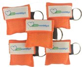 Kiss of life key oranje 5x