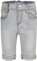 Lief! korte spijkerbroek licht blauw