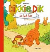 Kinderboeken Dikkie Dik in het bos (flapjesboek karto