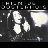CD cover van For Once In My Life van Trijntje Oosterhuis