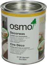 OSMO Decorwas TR3136 Berken 0,125L