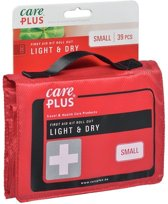 Care Plus First Aid Kit (ehbo set) - Roll Out Small - 39 stuks in verpakking
