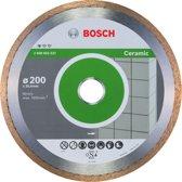 Bosch - Diamantdoorslijpschijf Standard for Ceramic 200 x 25,40 x 1,6 x 7 mm