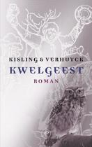 Boek cover Kwelgeest van Corina Kisling