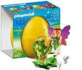 Playmobil Paasei Elfje Met Bloementroon - 4927