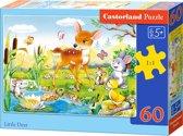 Little Deer puzzel 60 stukjes.