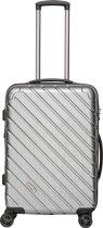 Packenger Vertical Business koffer L Zilver