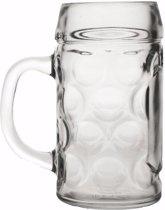 Oktoberfest - Bierpullen/Bierglazen 0,4 liter 1 stuks