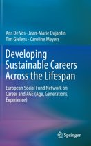 Developing Sustainable Careers Across the Lifespan