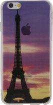 Xccess TPU Case Apple iPhone 6/6S Clear Paris