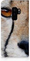 Samsung Galaxy S9 Plus Standcase Hoesje Design Cheetah