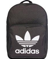 69c5d4d06a7 Adidas Clas Trefoil Backpack DW5185, Unisex, Zwart, Rugzak maat: One size EU
