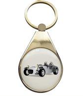 sleutelhanger - RVS - Caterham - Super 7