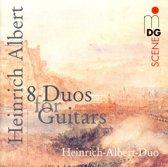 Eight Guitar Duos