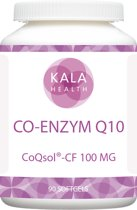 Kala Health Co-Enzym Q10 100 mg 120 softgel capsules