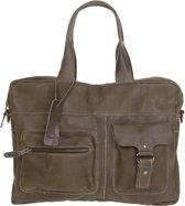 Chabo Bags Laptopbag Best Basics Elephant Grey