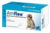 Amflee Spot-on Hond - 268 mg - 3 pipetten