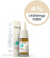 Cibdol 4% CBD Olie 400mg (10ml)