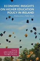 Economic Insights on Higher Education Policy in Ireland