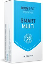 Body & Fit Smart Multi - Multivitamine - 30 tabletten
