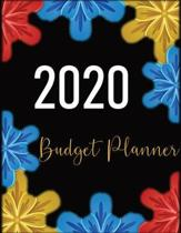 Budget Planner 2020: Planner organizer - Planner and calendar - Daily Weekly & Monthly Calendar - Expense Tracker Organizer for Budget Plan