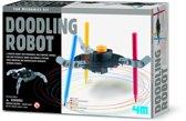 4M Fun Mechanics Kit - Doodle Robot