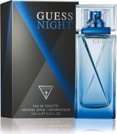 Guess Night 100 ml - Eau de toilette - for Men
