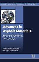Advances in Asphalt Materials