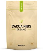 Body & Fit Organic Cacao Nibs - Biologisch - 500 gram