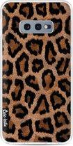 Casetastic Softcover Samsung Galaxy S10e - Leopard