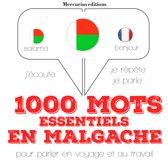 1000 mots essentiels en malgache