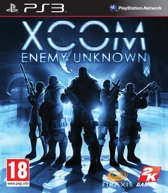 XCOM: Enemy Unknown - PS3